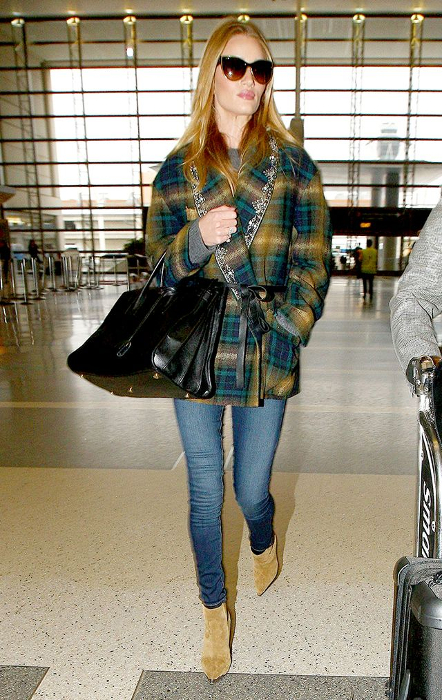 What Everyone From Taylor Swift to Nicole Richie Wore: Airport Edition