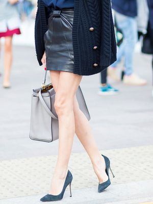 Most Versatile Shoe Ever? 10 Outfits, 1 Pair of Heels