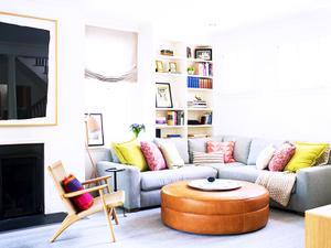 Home Tour: A Casually Refined Boston-Area Abode