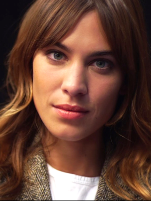 Alexa Chung Shows Us What It's Like to Work in the Fashion Industry