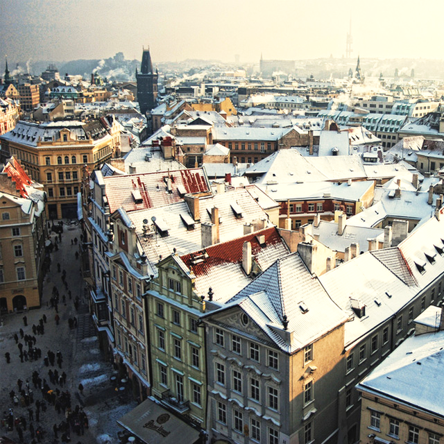 11 Magical Winter Cities