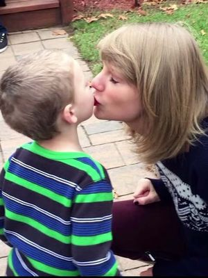 Taylor Swift's Gift-Giving Video Totally Made Us Tear Up