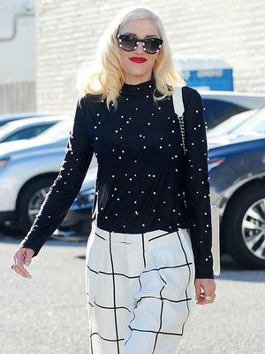 Gwen Stefani Gets a Jumpstart On One of Pre-Fall's Biggest Trends
