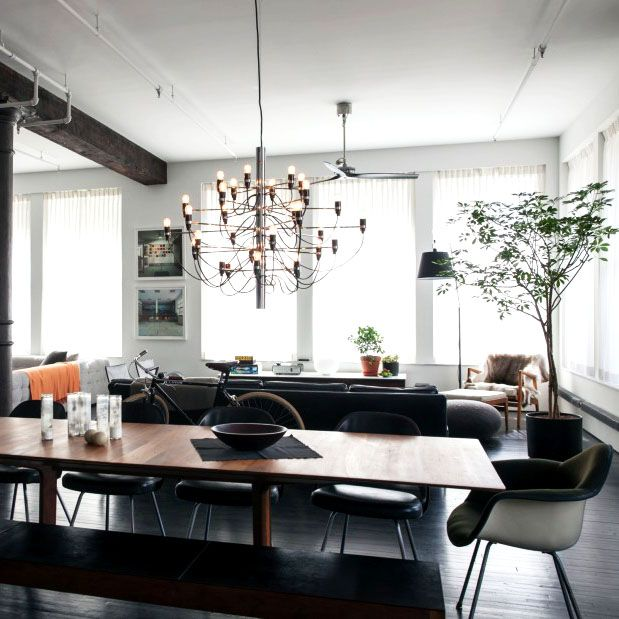 5 Lofts We're Totally Lusting After