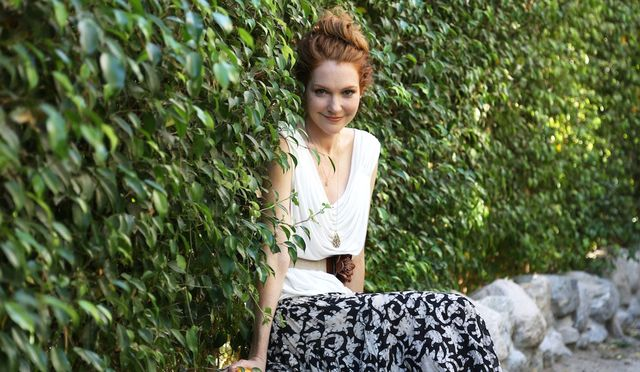 Darby Stanchfield's Detox Broccoli Bisque