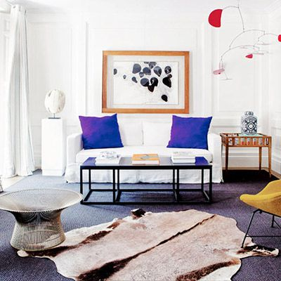 24 Stunning Rooms Without a Stitch of Pattern