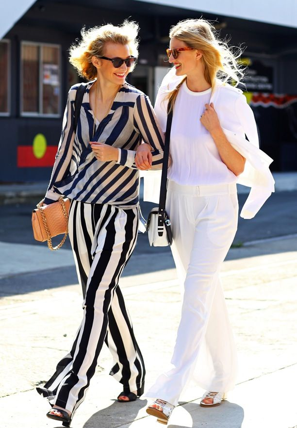 Street Style: Stripe Crazy