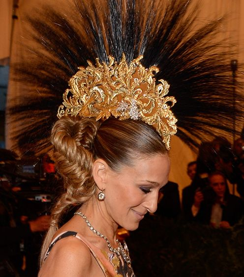 See These Incredible Looks From Last Night's Met Ball