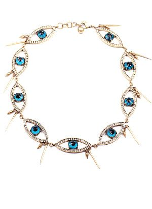 The Quirky Trend You Should Try Now? Eye-Themed Pieces