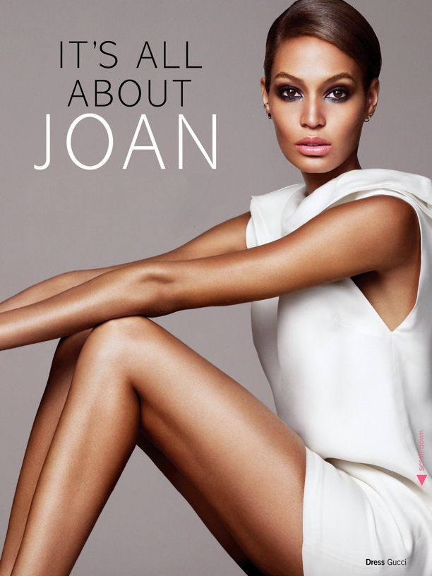 It's All About Joan | Glamour UK