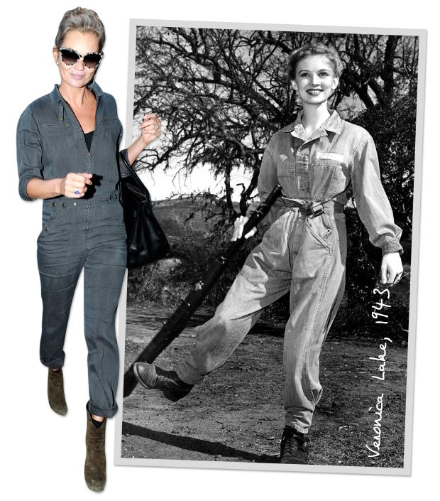 Get Inspired To Wear Cool Coveralls This Spring