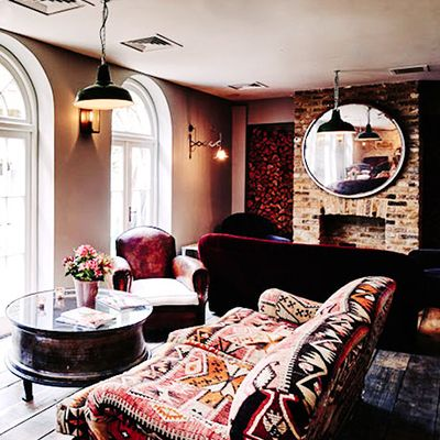 Tour London's Most Lust-Worthy New Boutique Hotel