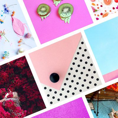 Love Color? 14 Instagram Accounts You Should Follow Now!