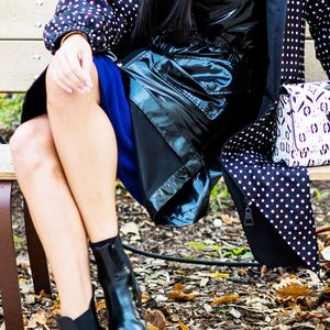 Our Favorite Leather Boot Outfits, Period