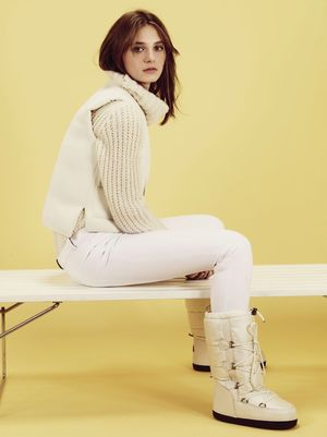 Hit The Slopes In Style With This Inspiration From Grazia France