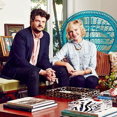 Home Tour: The Eclectic L.A. Home of a Breaking Bad Star