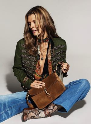 Gucci's Hippie-Chic S/S 2015 Campaign