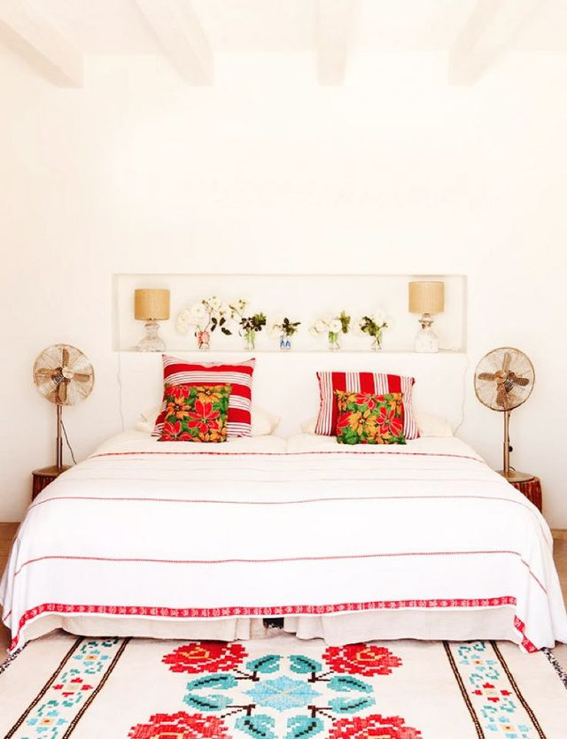 Shop the Room: A Cheery Bouquet of a Bedroom