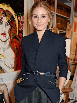 Olivia Palermo's Latest Collaboration Is Going to Be So Useful