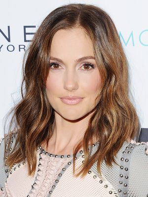 Found! Minka Kelly's Perfect Nude Lipstick