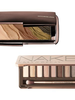 7 Eye Shadow Palettes That Make Your Brown Eyes Smolder