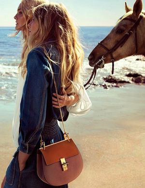 Must-See: Chloé's Sun-Drenched S/S 2015 Campaign