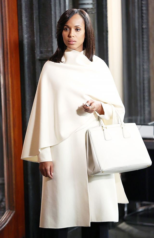 The coat-cape hybrid is at once polished and relaxed, making it a no-brainer choice for the office and weekend.