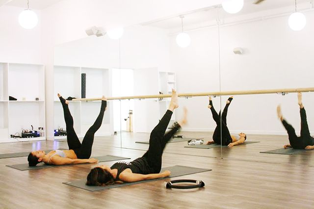 Why Hot Pilates is My Favourite Winter Workout, Hands Down