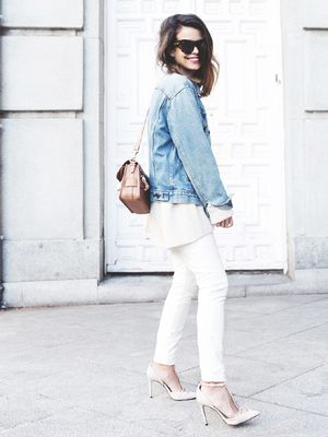 3 Fresh Ways to Wear White During the Winter