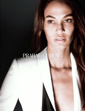 Joan Smalls Stars In Prabal Gurung's Sexy S/S 2015 Campaign