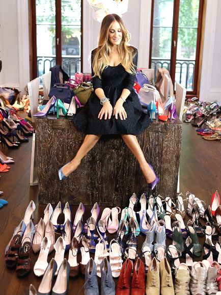 Sarah Jessica Parker Wants You to Do THIS With Your Shoes ...
