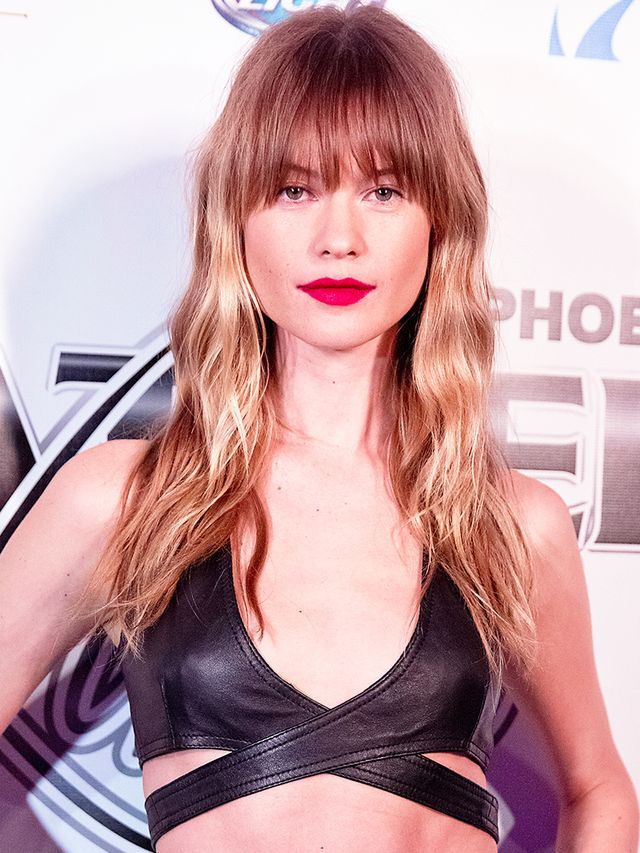 What Do You Think of Behati Prinsloo's New Bangs?