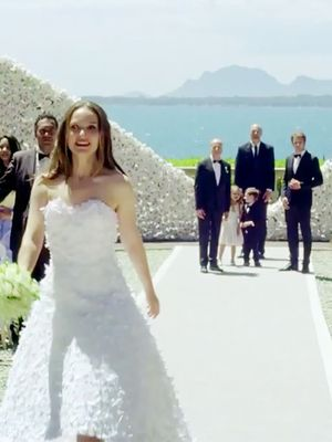 Natalie Portman Is a Runaway Bride in New Miss Dior Video