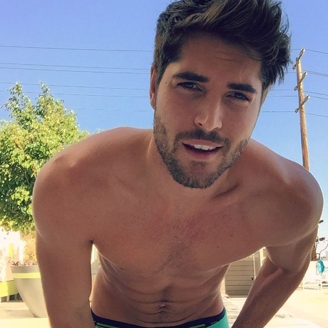Hey There Hunks The 10 Hottest Male Models Of 2015