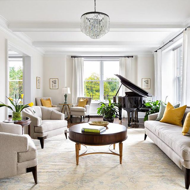 Tour Bruce Willis's New Central Park West Pad