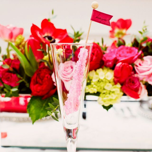 The Cutest Ideas for a Valentine's Day Cocktail Party