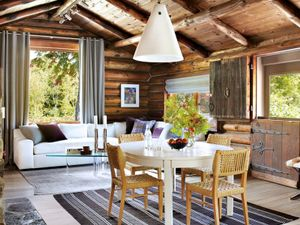 5 Country Cabins We Want to Hibernate In