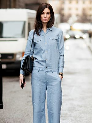 Found: A Very Cool Way to Wear a Jumpsuit