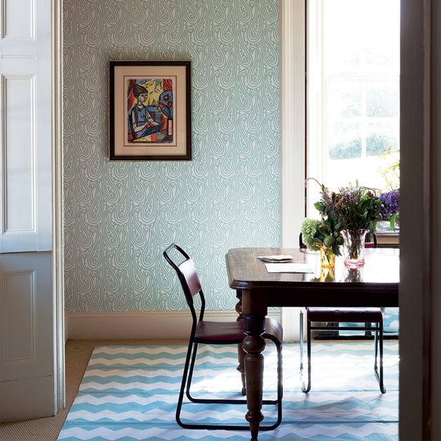 Farrow & Ball's New Wallpapers Are Pure French Romance