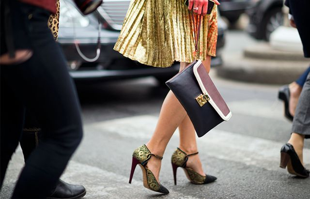 How to Stand in Heels for 8 Hours Without Killing Your Feet