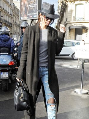 From Kendall Jenner to Miranda Kerr, The Coat Every Fashion Girl Owns