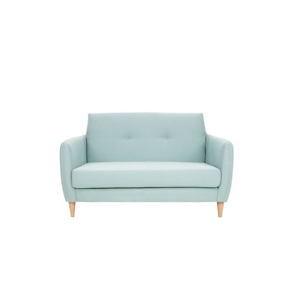 ... Cb2 Flex Orange Sleeper Sofa By 15 Colorful Reasons To Break From The  Neutral Sofa Mydomaine ...