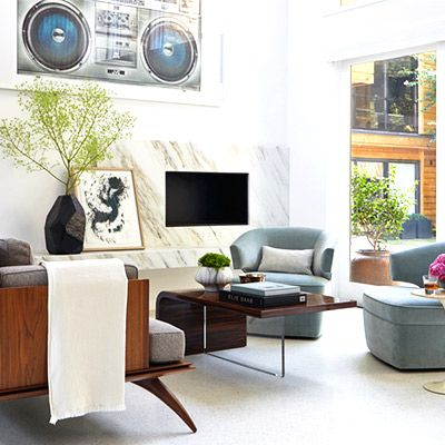 Home Tour: The Nashville Home of Kings of Leon's Nathan Followill
