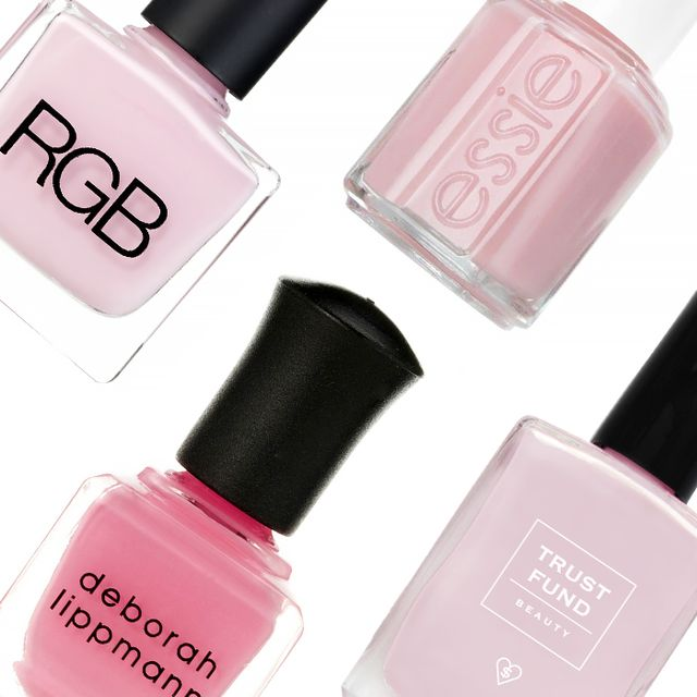 Editors' Picks: The Best Pink Nail Polishes of All Time