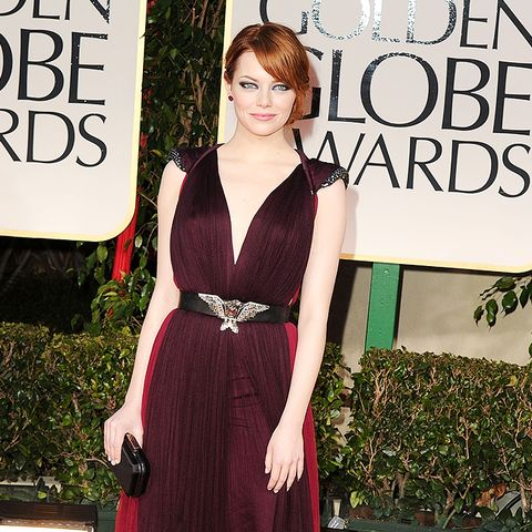 Emma Stone's 19 Red Carpet Risks That Seriously Paid Off ...