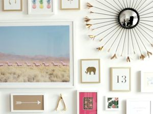 A Stylist's Guide to the Perfect Gallery Wall