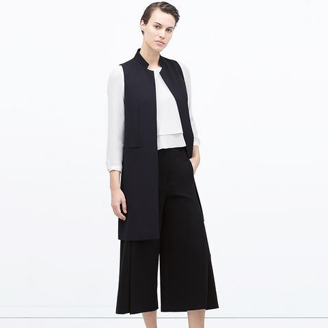 Long Tailored Waistcoat