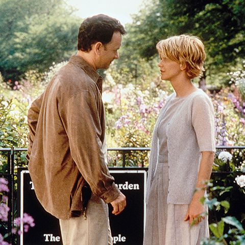 Joe and Kathleen in You've Got Mail