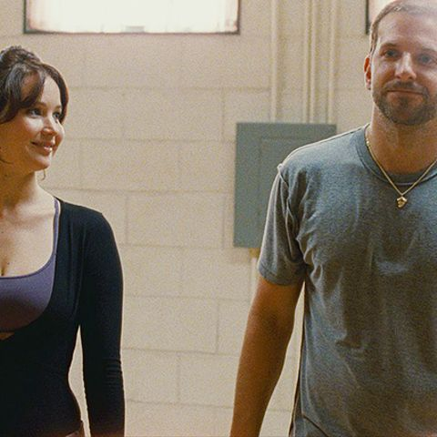 Pat and Tiffany in Silver Linings Playbook