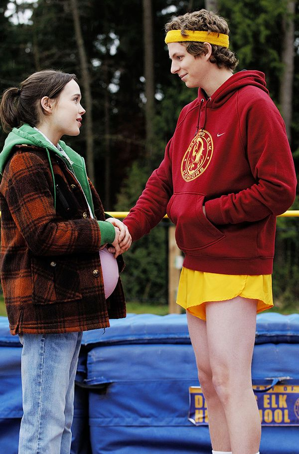 Paulie and Juno in Juno